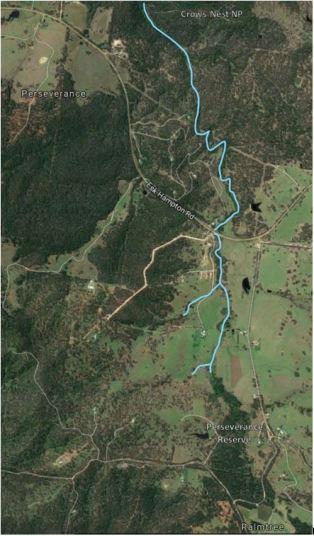 Perseverance Creek Final 2
